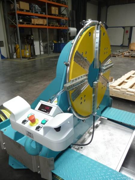 fabrication d'une machine spéciale
