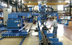 Fabrication de machine spéciale soudage