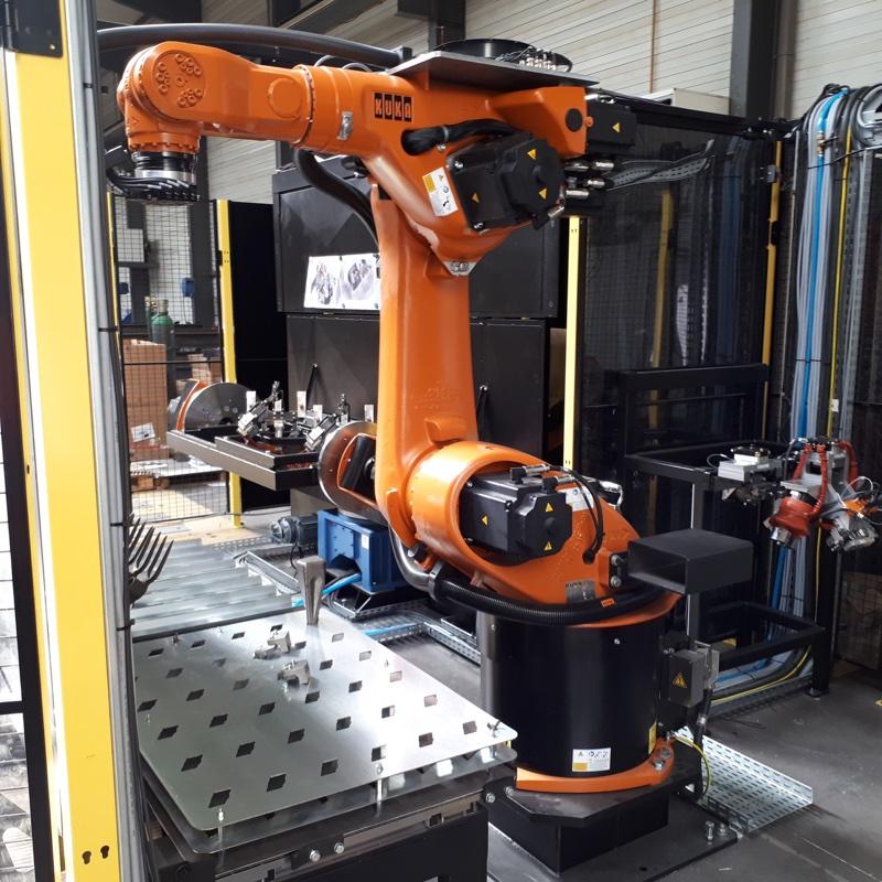 réalisation Automatisation de process industriel