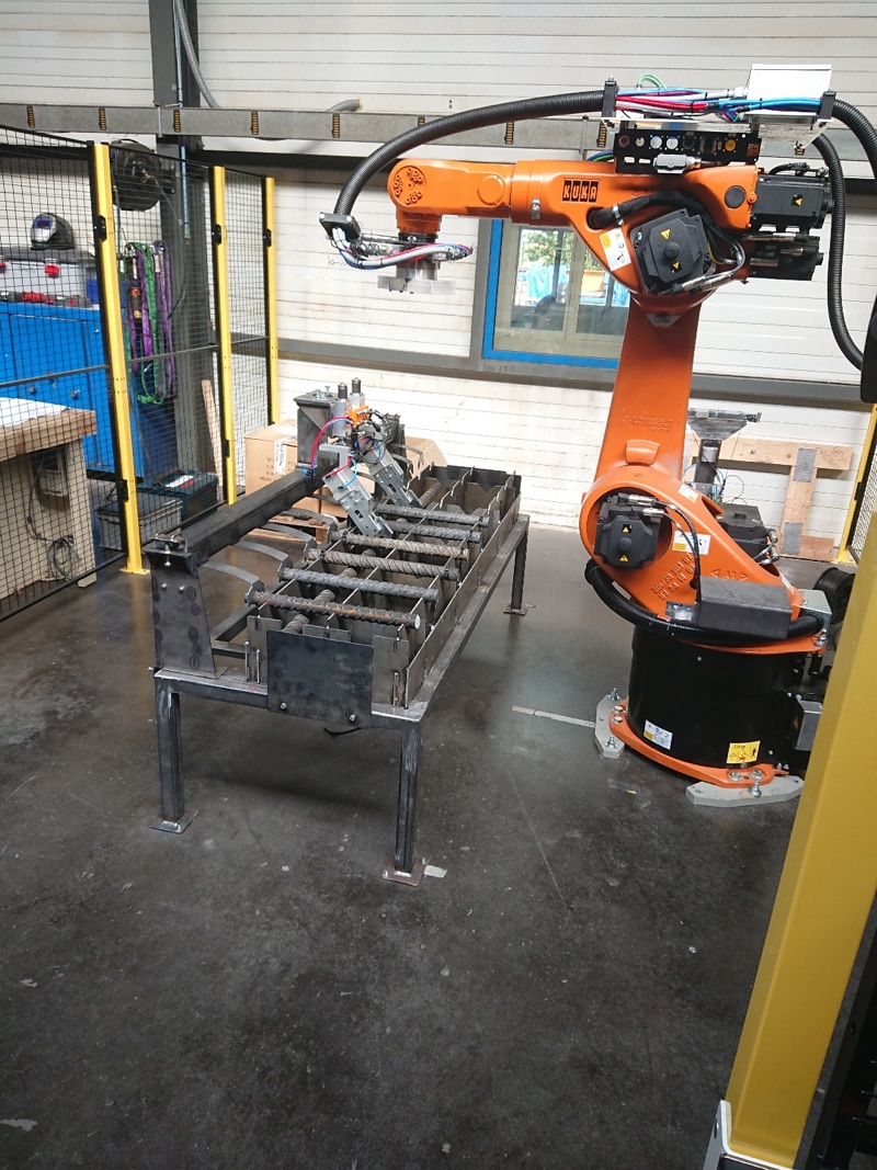 Industrialisation de process