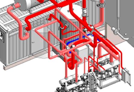 Exemple d'étude en tuyauterie et maintenance industrielle