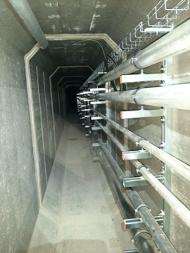 Distribution inox en soudure orbitale pour un projet thermal